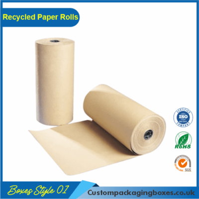 Recycled Paper Rolls 01