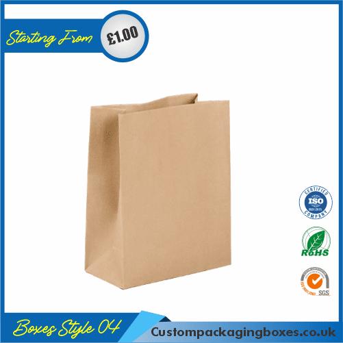 Self Opening Paper Bags 04