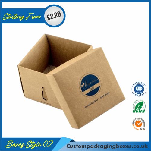 Tie Packaging Boxes – Tie Box 02