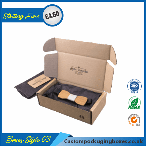 Tie Packaging Boxes – Tie Box 03