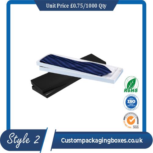 Tie Packaging Boxes - Tie Box