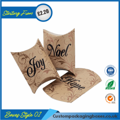 100 Small Gift Pouch Pillow Box 01