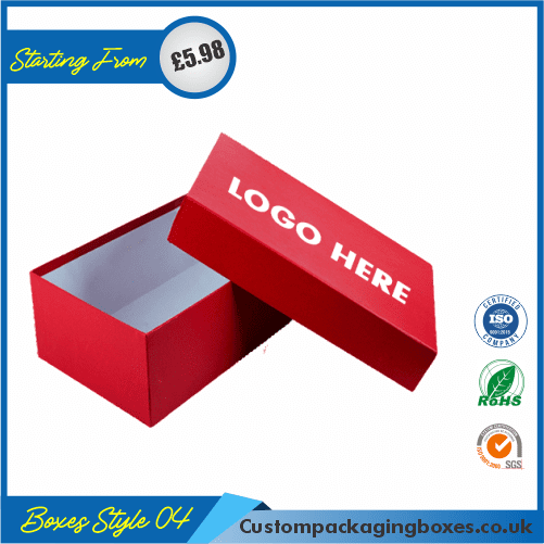 Boxes Printed with Company Logo 04