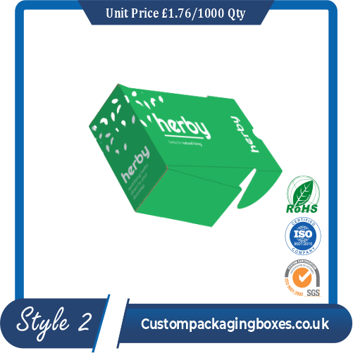 Boxes Printed with Company Logo