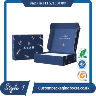 Custom Ecommerce Packaging Boxes Sample #1