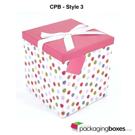 Flat Pack Gift Box