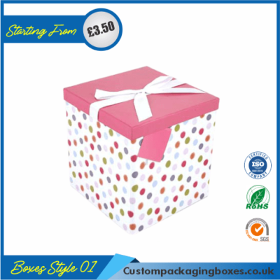 Flat Pack Gift Boxes 01