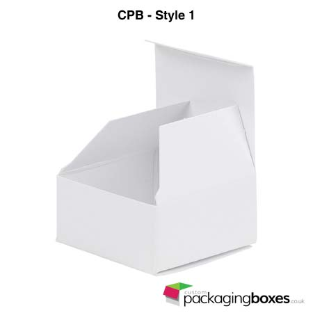 Flat Pack Gift Packaging Boxes