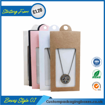 Necklace Gift Boxes 01