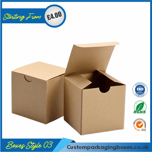 Pack of 100 Small Shipping Boxes with Lid 03