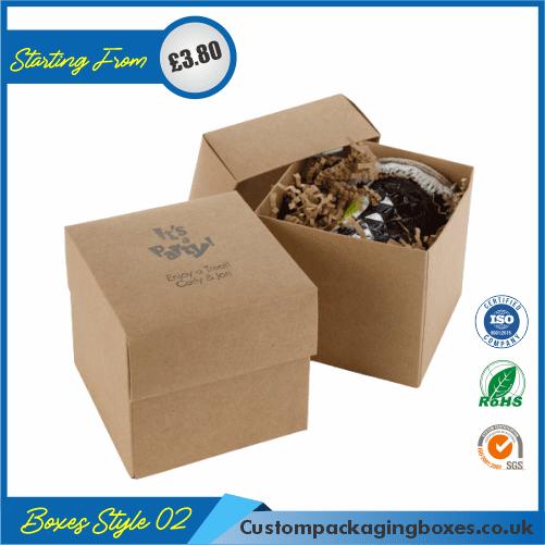 Rectangular Wedding Box 02