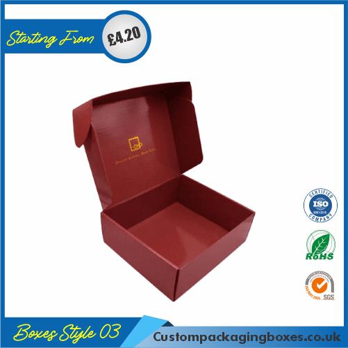 Rectangular Wedding Box 03