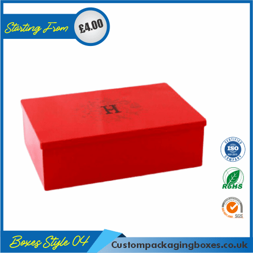 Rectangular Wedding Box 04