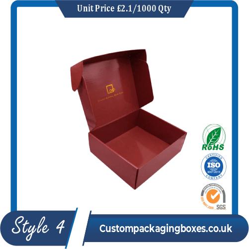 Rectangular Wedding Box