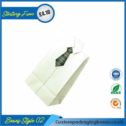 Ribbon Tie Card Gift Bag 02