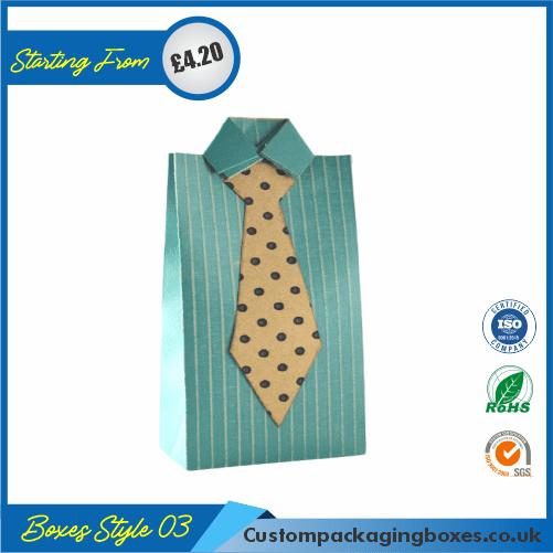 Ribbon Tie Card Gift Bag 03