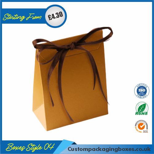 Ribbon Tie Card Gift Bag 04