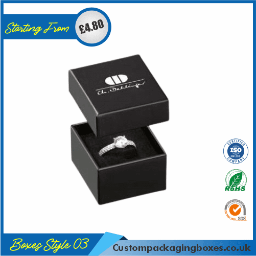 Ring Jewellery Box 03
