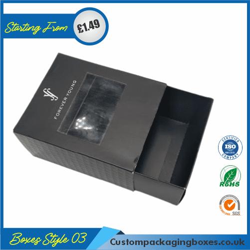 Square Box for Beauty Creams 03