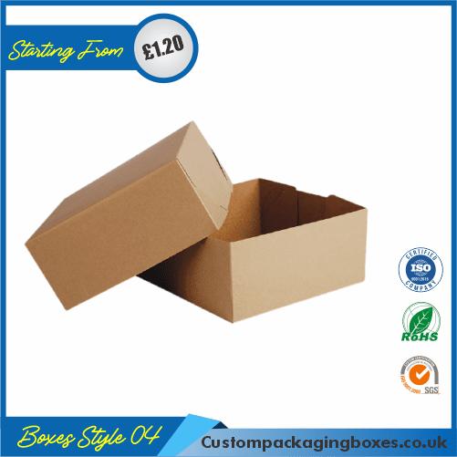 Square Box for Beauty Creams 04