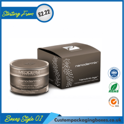 Beauty Cream Box 01