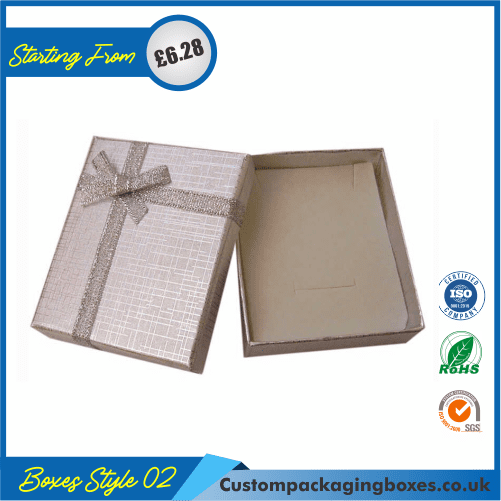 Box For Jeweller's or Shops 02