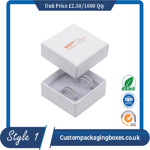 Box For Jeweller's or Shops