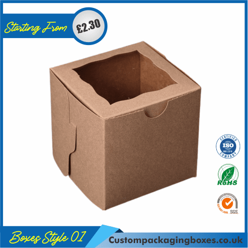 Box For a Single Cake Pop 01