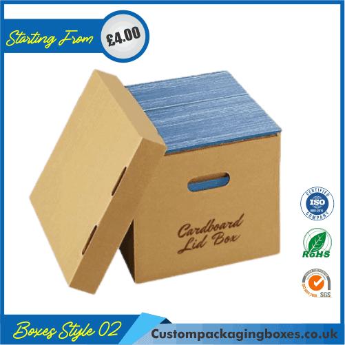 Box for beauty creams 02