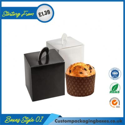 Cake and Panettone Box 01