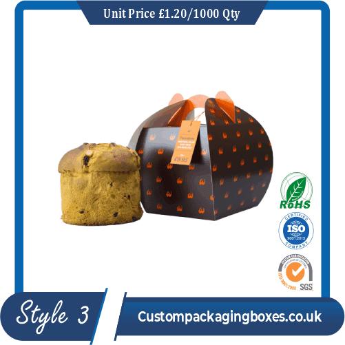 Cake and Panettone Box