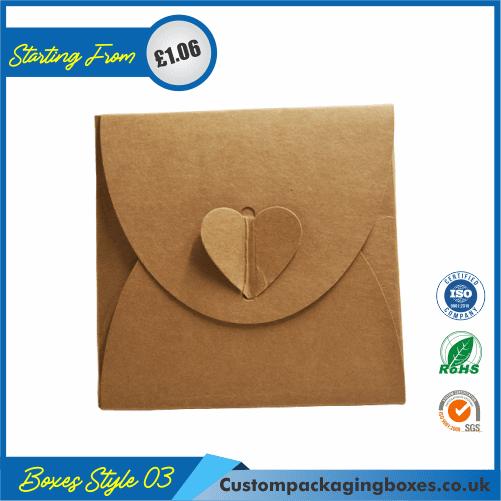 Card Gift Envelope for CDs 03