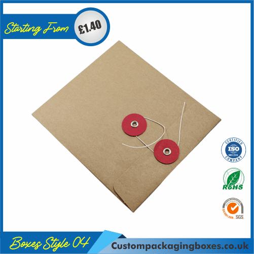 Card Gift Envelope for CDs 04
