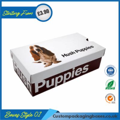 Cardboard Shoe Boxes 01
