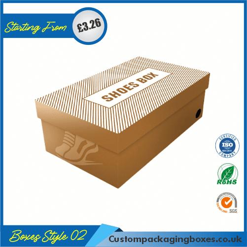 Cardboard Shoe Boxes 02