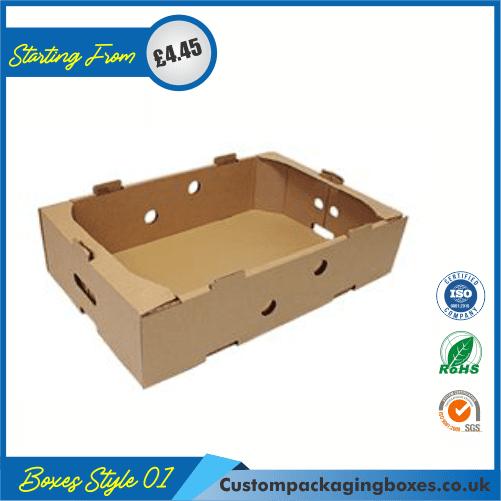 Cardboard tray 01