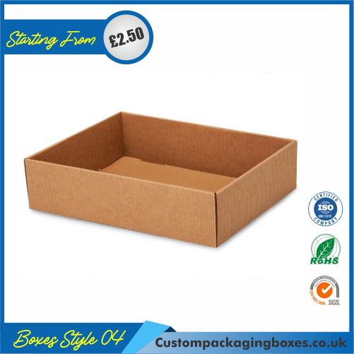 Cardboard tray 04