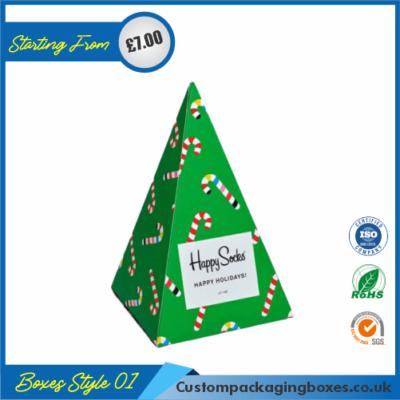 Christmas tree gift box 01