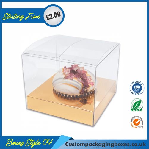 Clear Cupcake Box 04