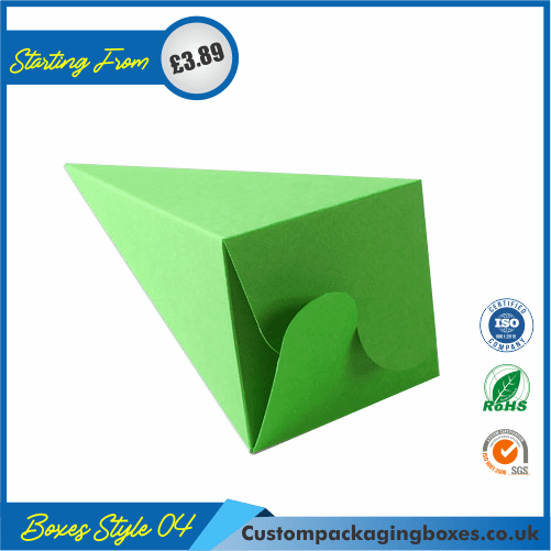 Cone-shaped Party Box 04