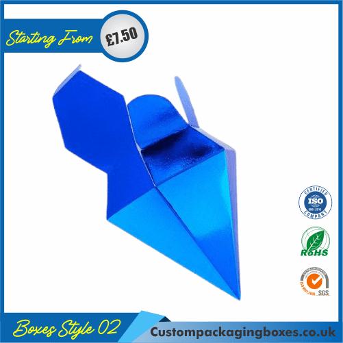Diamond-Shaped Gift Box 02