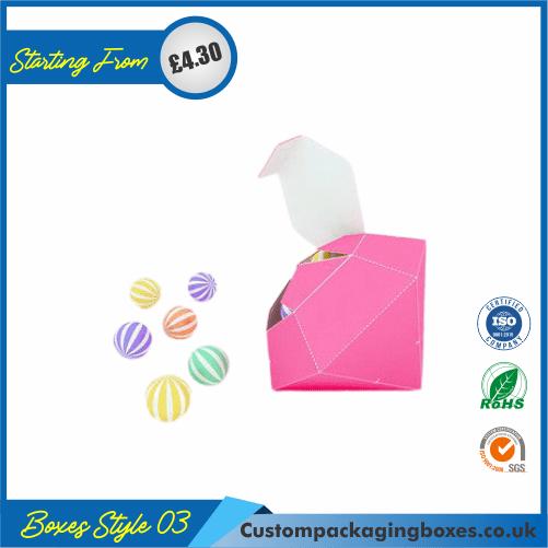 Diamond-Shaped Gift Box 03