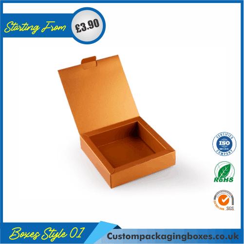 Elegant presentation box 01