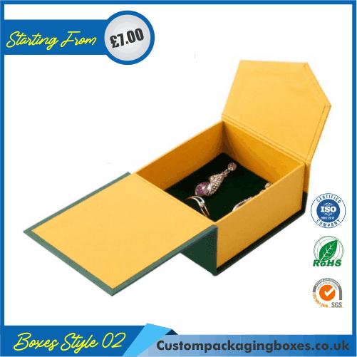 Elegant presentation box 02