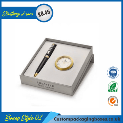 Flat Pack Pen Gift Box 01