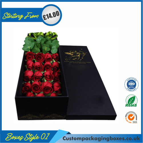 Flower Packaging Boxes 01