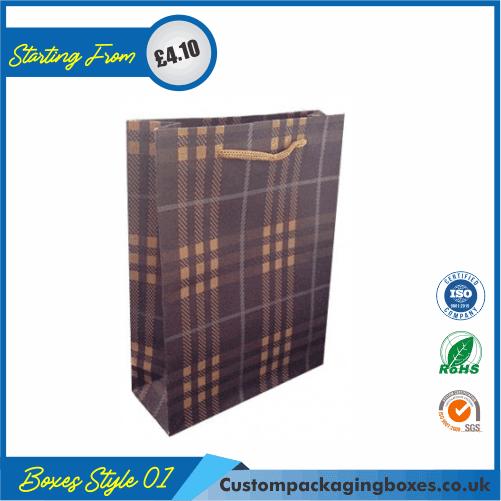 Gift Bag with Cord 01