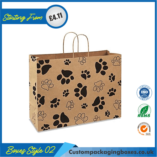 Gift Bag with Cord 02