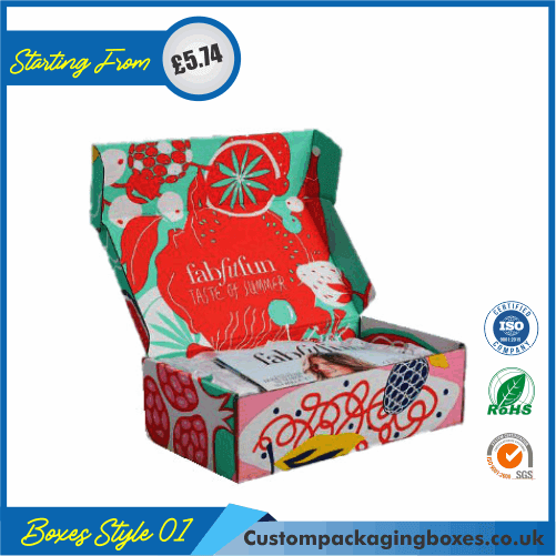 Gift Box with a Surprise 01