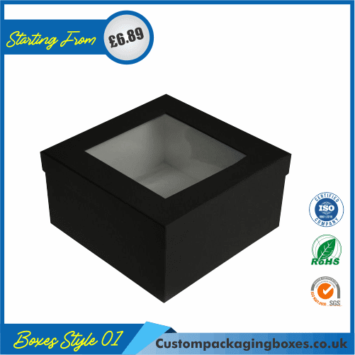 Gift Boxes With a Lid 01